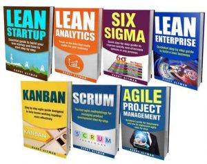 Lean: The bible 7 manuscripts – Lean Startup, Lean six sigma, Lean analytics, Lean Enterprise, Kanban, Scrum, Agile Project Management – Harry Altman [ePub & Kindle] [English]