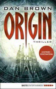 Leseprobe: Origin – Dan Brown [ePub & Kindle] [German]
