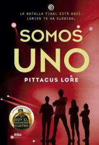 Somos uno – Pittacus Lore [ePub & Kindle]