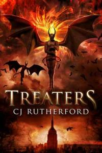 Treaters: Book One of the Divine Conflict – CJ Rutherford, Christian Bentulan [ePub & Kindle] [English]