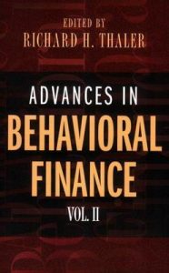 Advances in Behavioral Finance, Volume II: 2 (The Roundtable Series in Behavioral Economics) – Richard H. Thaler [ePub & Kindle] [English]