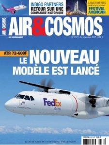 Air et Cosmos N°2571 Du 24 Novembre, 2017 [PDF]