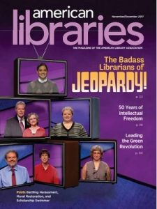 American Libraries – November, 2017 [PDF]