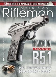 American Rifleman – October, 2017 [PDF]