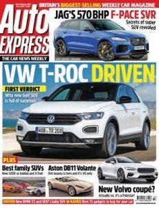 Auto Express – 23 October, 2017 [PDF]