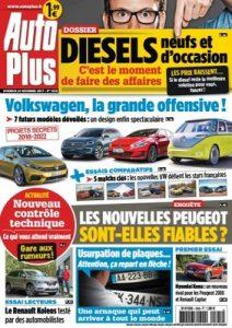 Auto Plus N°1525 Du 24 Novembre, 2017 [PDF]