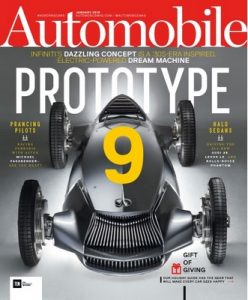 Automobile USA – January, 2018 [PDF]