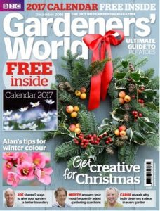 BBC Gardeners' World – December, 2016 [PDF]