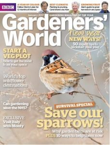 BBC Gardeners' World – January, 2017 [PDF]