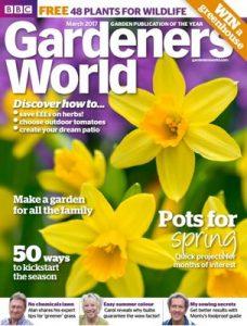 BBC Gardeners' World – March, 2017 [PDF]