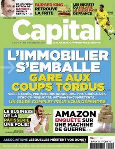 Capital N°315 – Décembre, 2017 [PDF]