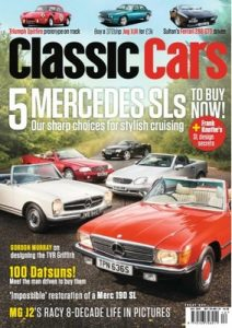 Classic Cars UK – December, 2017 [PDF]