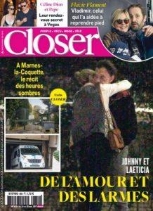 Closer N°650 Du 24 Novembre, 2017 [PDF]