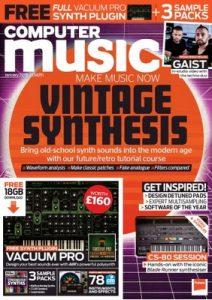 Computer Music – January, 2018 [PDF]