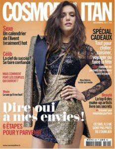 Cosmopolitan France N°529 – Décembre, 2017 [PDF]