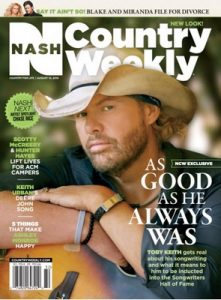Country Weekly – 10 August, 2015 [PDF]