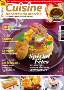Cuisine, Recettes Du Marché N°1 – Décembre, 2017-Février, 2018 [PDF]