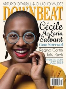 Downbeat – October, 2017 [PDF]