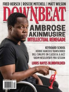 Downbeat – September, 2017 [PDF]