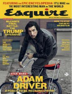 Esquire USA – December, 2017 [PDF]
