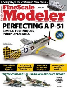 FineScale Modeler – January, 2018 [PDF]