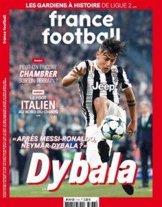 France Football N°3733 Du 21 Novembre, 2017 [PDF]