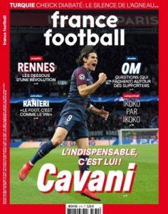 France Football N°3734 Du 28 Novembre, 2017 [PDF]