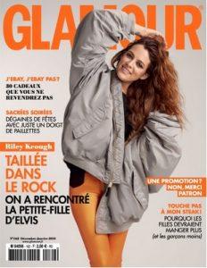 Glamour N°162 – Décembre 2017-Janvier, 2018 [PDF]