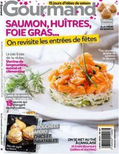 Gourmand N°385 Du 22 Novembre, 2017 [PDF]