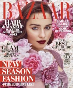 Harper's Bazaar USA – December, 2017 [PDF]