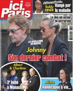 Ici Paris N°3777 Du 22 Novembre, 2017 [PDF]