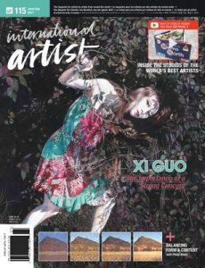 International Artist – June-July, 2017 [PDF]