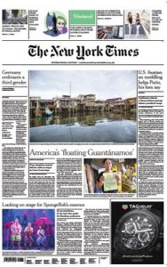 International New York Times – 25-26 November, 2017 [PDF]