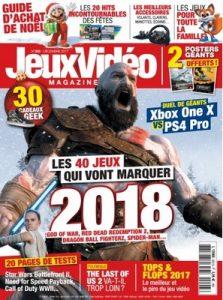 Jeux Vidéo Magazine N°203 – Décembre, 2017 [PDF]