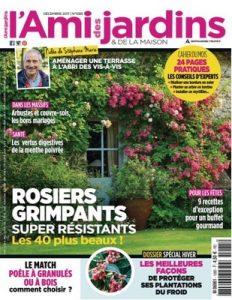 L'Ami Des Jardins N°1085 – Décembre, 2017 [PDF]