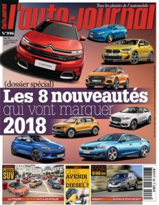 L'Auto-Journal N°996 Du 23 Novembre, 2017 [PDF]