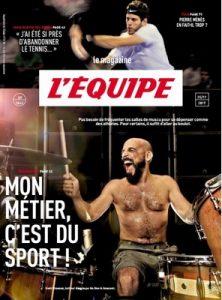 L'Equipe Magazine N°1845 Du 25 Novembre, 2017 [PDF]
