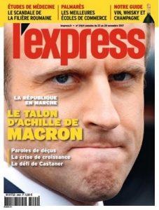 L'Express N°3464 Du 22 Novembre, 2017 [PDF]