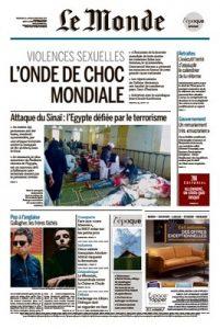 Le Monde – 25 November, 2017 [PDF]