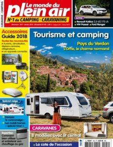 Le Monde Du Plein-Air N°140 – Décembre, 2017 [PDF]