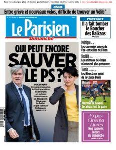 Le Parisien Du Dimanche 26 Novembre, 2017 [PDF]