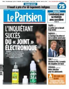 Le Parisien Du Mardi 28 Novembre, 2017 [PDF]