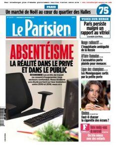 Le Parisien Du Mercredi 22 Novembre, 2017 [PDF]