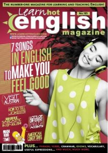 Learn Hot English – Issue 185 – October, 2017 [PDF]