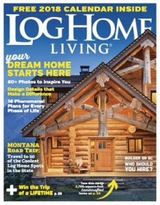 Log Home Living – November, 2017 [PDF]