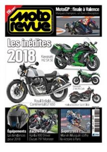 Moto Revue N°4064 Du 22 Novembre, 2017 [PDF]