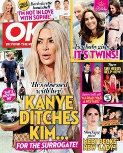 OK! Magazine Australia – November 06, 2017 [PDF]