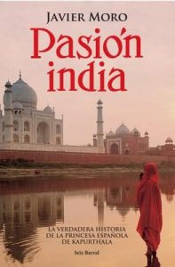 Pasión india – Javier Moro [ePub & Kindle]