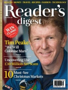 Reader's Digest UK – December, 2017 [PDF]