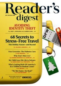Reader's Digest USA – December, 2017 [PDF]